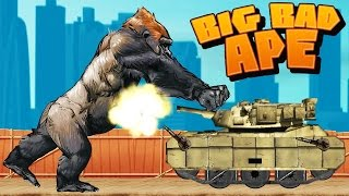 King Kong Rampage (Full Game) - BIG BAD APE | Eftsei Gaming
