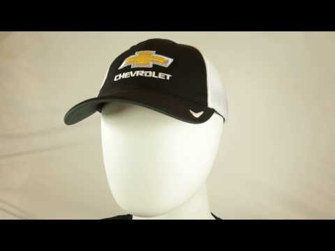 Chevrolet Nike Golf Mesh Cap          on ChevyMall