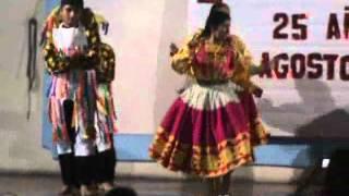 Danzas Peruanas Willaq Perú 2012. Evento en Alfa Y Omega.