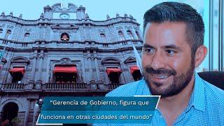 Una vez que inicie la administración de Eduardo Rivera Pérez en el Ayuntamiento de Puebla, el próximo 15 de octubre, se contempla instaurar una Gerencia de Gobierno, la cual será encabezada por Adán Domínguez Sánchez.  www.eluniversalpuebla.com.mx