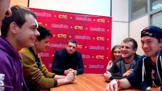 Cериал СТС «Молодежка»: встреча с главными звездами-актерами сериала(1)