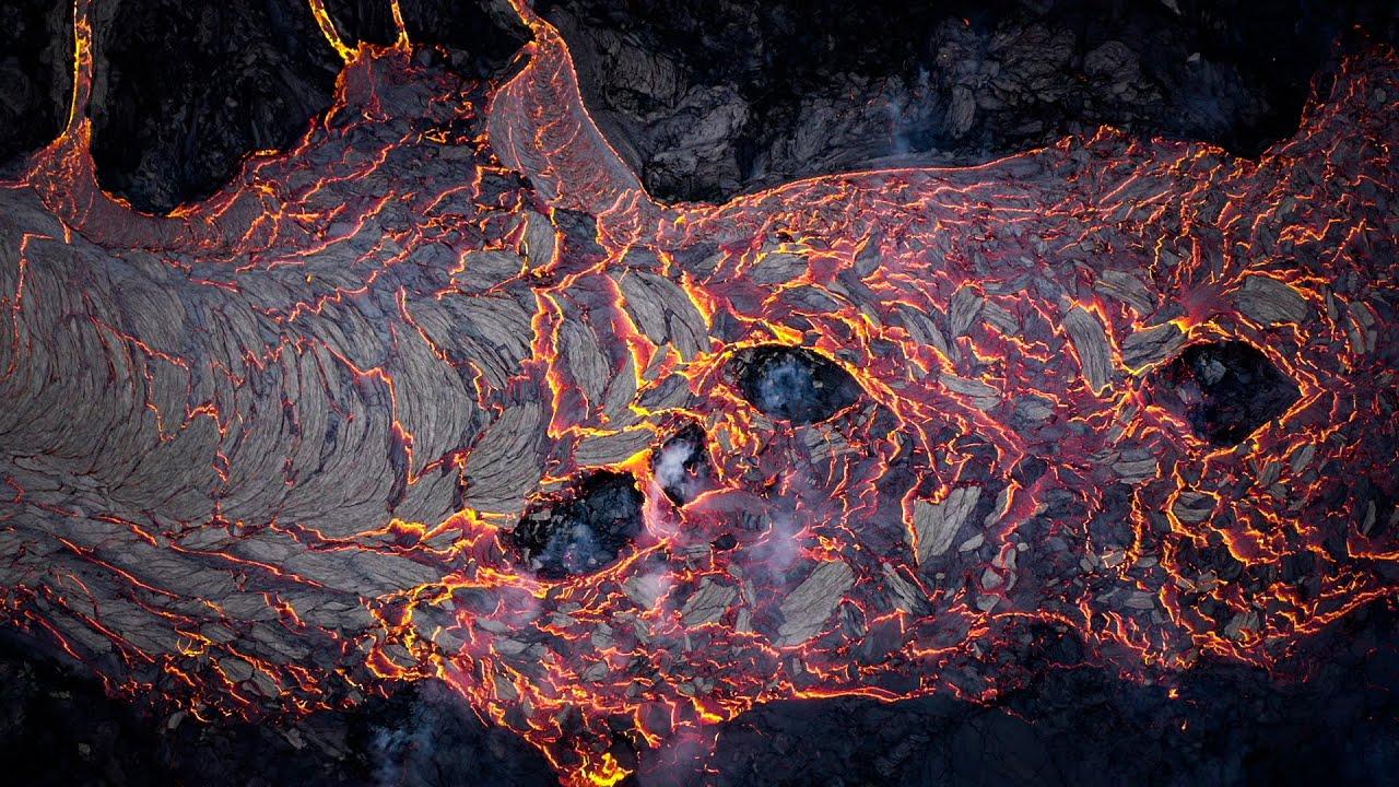 A very short volcano video
