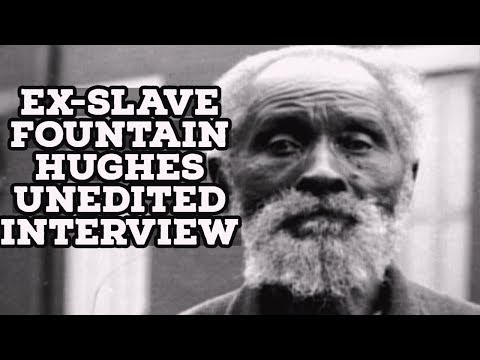 Ex-Slave Fountain Hughes Unedited Interview