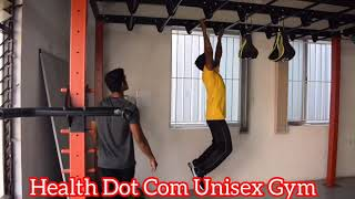 Health#dot#com#unisex#gym#crossfit#workout#ramesh#sakthi#