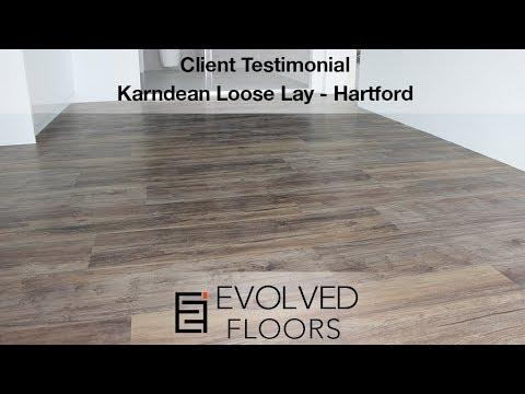 Karndean Loose Lay Vinyl Flooring Gold Coast Testimonial