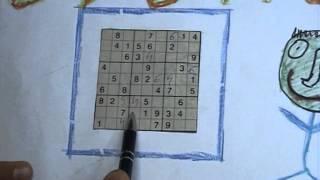 Jak Rozwiązać Sudoku Youtube