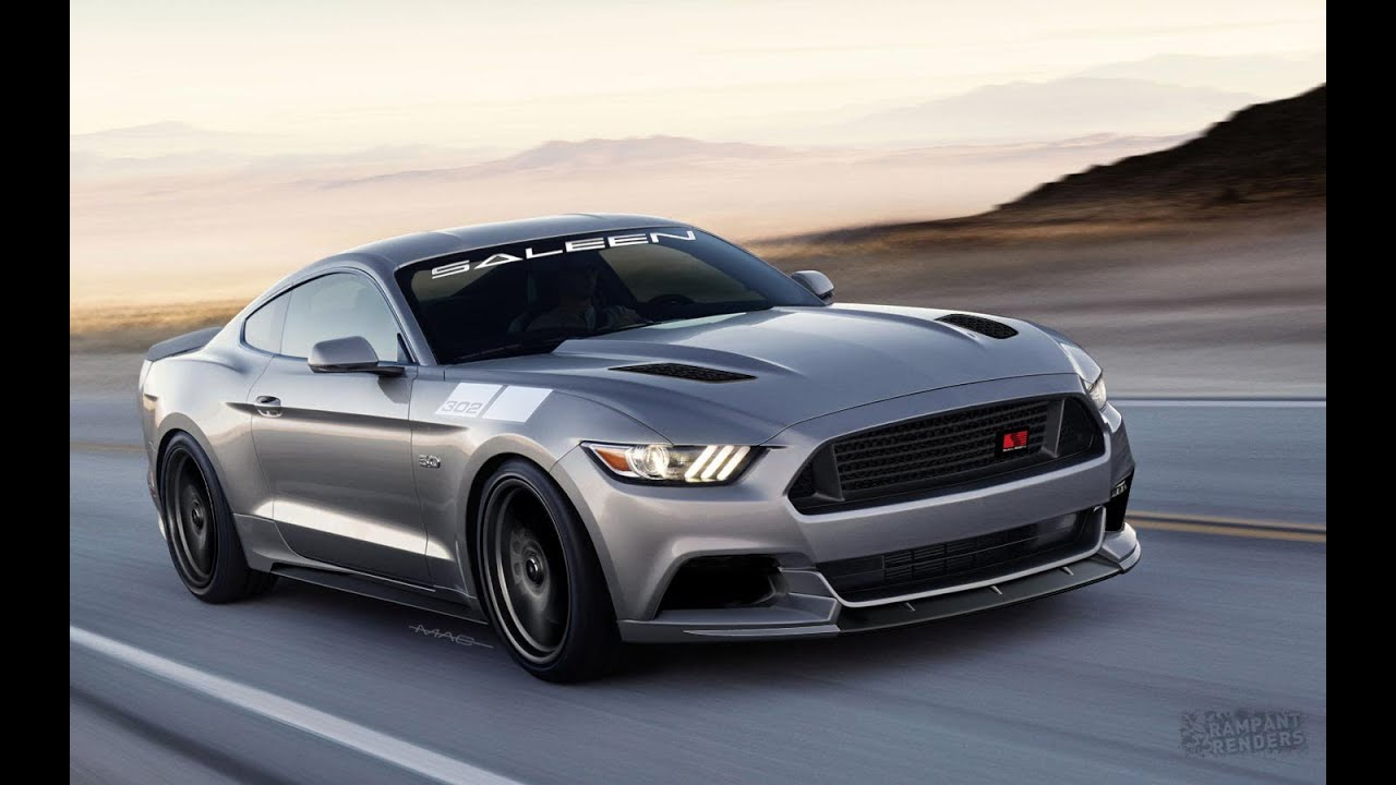 2017 Saleen Mustang 302 Is This It Youtube