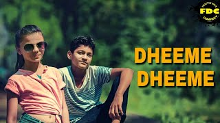 Dheeme Dheeme Dance Video | Sanjay Choreography | Tony kakkar | FREESTYLE DANCE COMPANY |