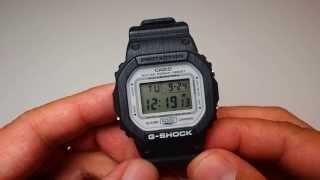Casio G Shock DW-5600BR Tokyo Design Project edition Watch