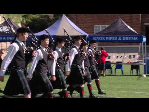 Juvenile March & Medley - 2016 Australian Pipe Band Championship