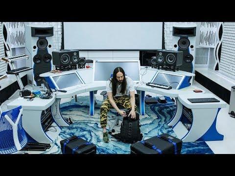 MOST AMAZING EDM STUDIOS - Martin Garrix, Steve Aoki, Nicky Romero...
