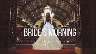 Millennium Biltmore Hotel Los Angeles Wedding   Bride's Morning   LifeStory.Film