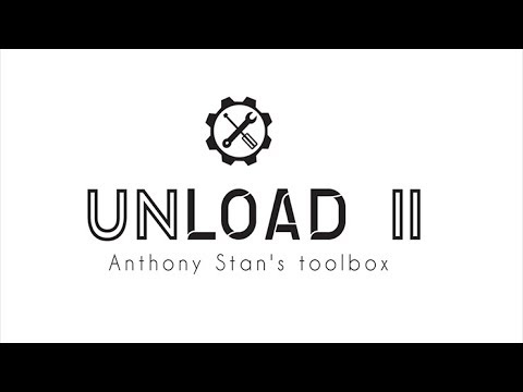 UNLOAD 2.0 BLUE by Anthony Stan