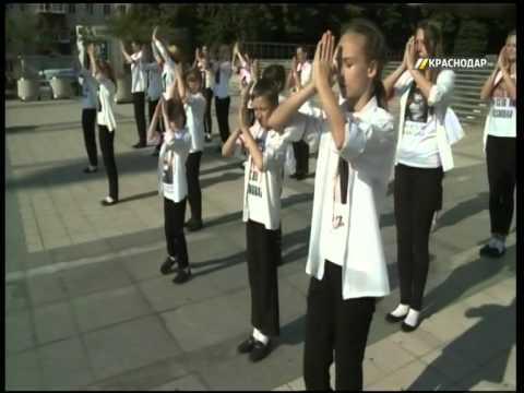 Акцию в память о Майкле Джексоне устроили краснодарские фанаты певца