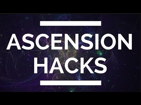 "Lightworkers: (This Is An Incredibly Useful, ""ASCENSION HACK"")"