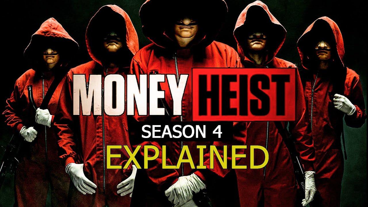Download MONEY HEIST SEASON 4 EXPLAINED IN HINDI | Lacasa De Papel Season 4 Explained Hindi Detailed