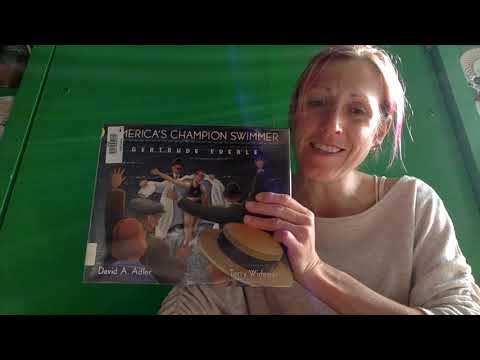 America's Champion Swimmer: Gertrude Ederle - A Read Aloud