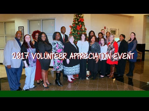 2017 Volunteer Appreciation Event