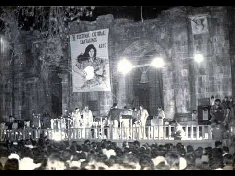 Mi tierra Grupo Kodokàn 1974 Costa Rica