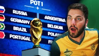 Video REACTING TO THE 2018 WORLD CUP GROUP DRAW!!! download MP3, 3GP, MP4, WEBM, AVI, FLV Desember 2017