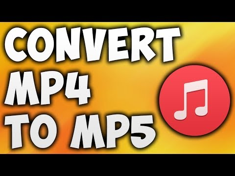 How To Convert MP4 TO MP5 Online - Best MP4 TO MP5 Converter [BEGINNER'S TUTORIAL]