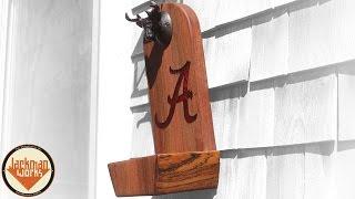 Alabama Inlay Bottle Opener - Jackman Carpentry