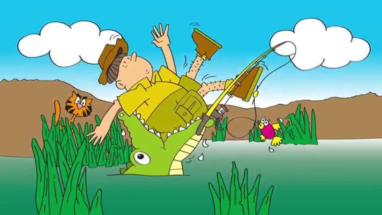 De Krokodil Ligt In Het Water Kinderliedjes Van
