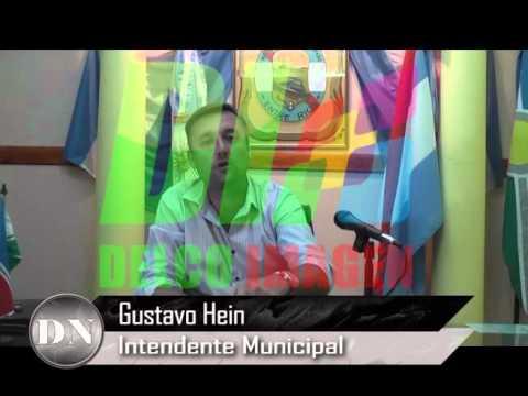 Delco Noticias Basavilbaso - Intendente Municipal Sr. Gustavo Hein