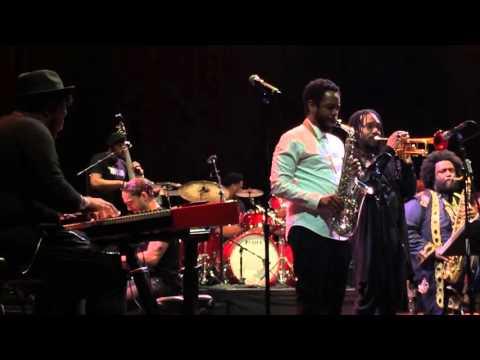 Kamasi Washington & The Next Step - For Free (Kendrick Lamar) [Live at Club Nokia]