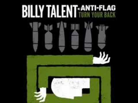 Billy Talent and Anti-Flag - Turn Your back witht lyric