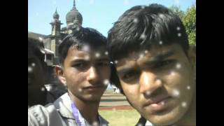 Saurabh mungse with classmates......