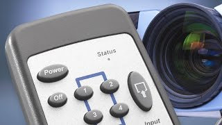 Universal Projector Remote Control