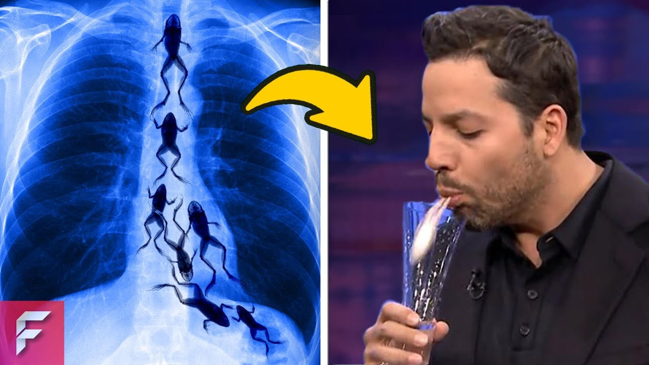 Download DAVID BLAINE'S TOP 7 MAGIC TRICKS FINALLY REVEALED