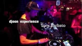ADE 2012 Djoon Experience @ Sugarfactory Amsterdam - Dj Tony Barbato