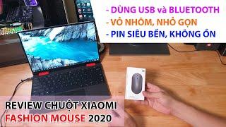 Review Chi Tiết Chuột Xiaomi Fashion Mouse | Xiaomi gen 2 2020