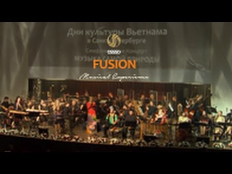"""OSSSO Fusion Musical Experience - """"Sound Of Nature"""" in Saint  Petersburg July 14th, 2016"""