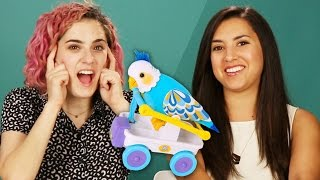 Adults Review Toys // Little Live Pets Cleverkeet