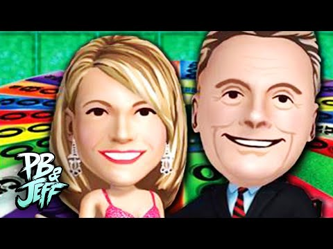 BANKRUPT! - Wheel of Fortune Wii (Part 1)