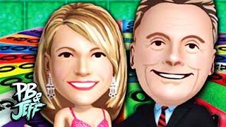BANKRUPT! - Wheel of Fortune Wii (Part 1)
