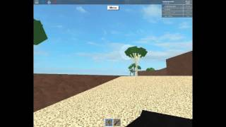 Roblox (Testing the alpha axe) Lumber tycoon 2