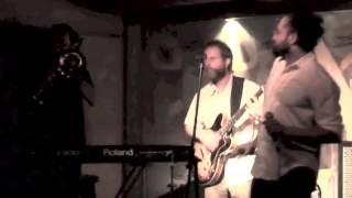 Dan Hewson funk trombone solo
