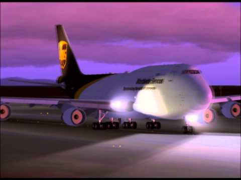 UPS Flight 6
