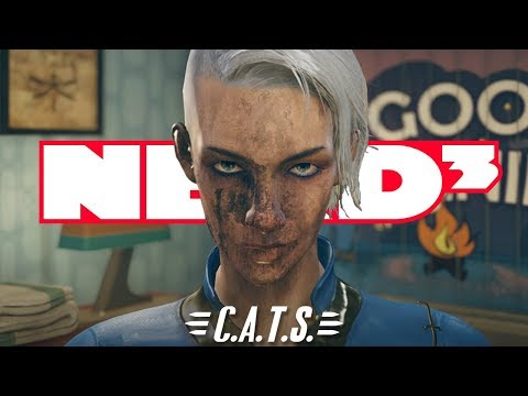 Nerd³ C.A.T.S. - Part 1 - Welcome to Fallout 76 thumbnail