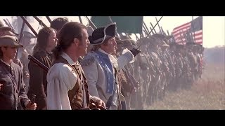 The Patriot (2000) The Battle of Cowpens | Final battle | Opening part HD