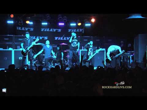 Woe is Me ~ Complete set ~ 1/14/13 on ROCK HARD LIVE