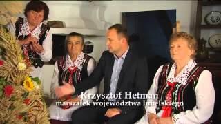 Dożynki Województwa Lubelskiego - Wisznice 2013