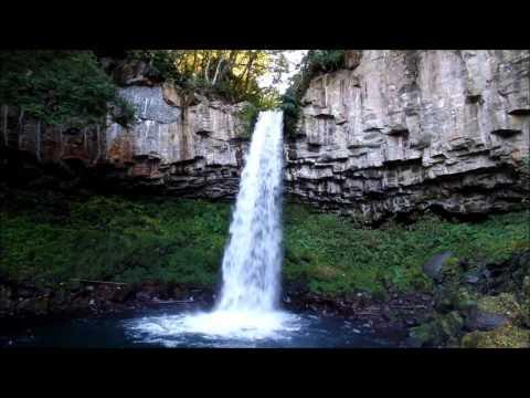 HadesOmega Visits Banjo Falls in Shizuoka Prefecture, Japan