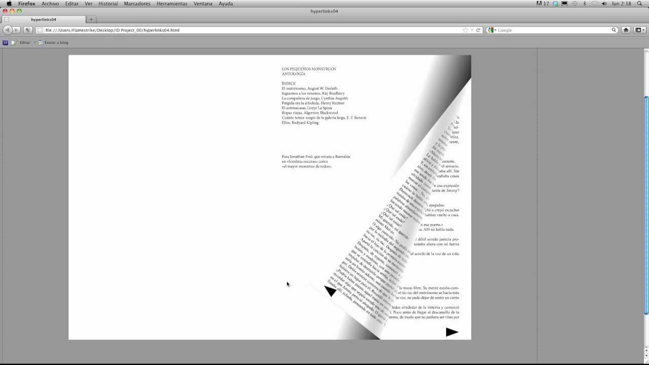 Página 5 De 6: Exportar A Flash V1