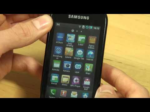 Samsung I5800 Galaxy 3 Test Multimedia