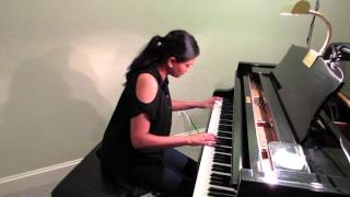 Kal Ho Naa Ho - Piano Cover by Raashi Kulkarni